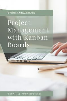 How to organise projects (and your life!) easily with Kanban boards | #kanbantutorial #kanbantips #trellotutorial #trellotips #projectmanagementtips #projectmanagementhacks Time Management Tips, Business Management, Project Management, Business Planning, Business Coaching, Business Entrepreneur, Crm Tools, Business Operations, Business Organization