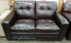 Not a bad price for a Kuka brand furniture piece. Costco has the Kuka Leather Loveseat in stores for a limited time. & Berkline Reclining Leather Loveseat. #Costco #FrugalHotspot ... islam-shia.org