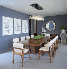 Elegant Dining Room, Dining Room Design, Dining Room Table, Grande Table A Manger, Dining Table Dimensions, Dinner Room, Indian Home Decor, Home Decor Furniture, Room Decor Bedroom