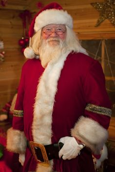 All our day breaks and short break Lapland trips include a search for Santa in his secret log cabin