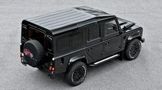 Land Rover Defender 7-Seater Gets Kahn Custom Touch [Photo Gallery] - autoevolution