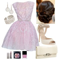 Formal Party in Lavender