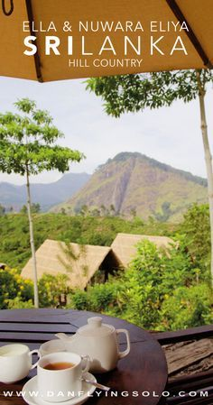 Sri Lanka Hill country is beautiful. Whether you explore Ella, Kandy, Nuwara Eliya or take the famous Kandy to Ella Train