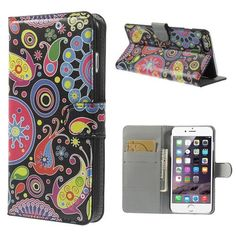 Köp Mobilplånbok Apple iPhone 6 Plus/6S Plus psychedelic online: http://www.phonelife.se/mobilplanbok-apple-iphone-6-plus-psychedelic
