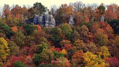 Join the World's Best Photo Contests ~ chimney rocks, Hollidaysburg pa.