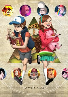 gravity_falls_by_lydia_the_hobo