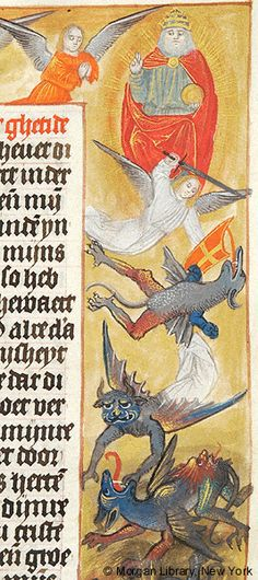 Book of Hours, MS M.1078 fol. 68r - Images from Medieval and Renaissance Manuscripts - The Morgan Library & Museum