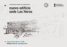 Hoy se presenta el anteproyecto para un nuevo edificio anexo a la sede Las Heras.  Hacé tu consulta sobre #carreras, #cursos y posgrados de FIUBA ingresando en el siguiente link: http://quevasaestudiar.com/estudiar-en-Universidad-de-Buenos-Aires-32-4
