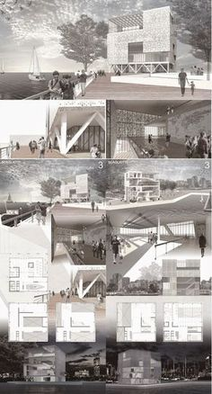 There is far too much going on, but the graphics are outstanding. Architecture Design, Plans Architecture, Architecture Panel, Architecture Graphics, Concept Architecture, Architecture Diagrams, Presentation Board Design, Architecture Presentation Board, Architectural Presentation
