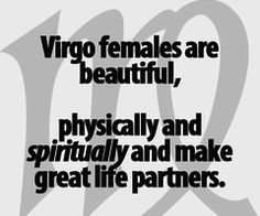 Virgo women are known as the perfectionists of the zodiac signs, and once you know what astrology reveals about personality traits, romantic compatibility and horoscopes of this earth sign, you'll quickly see that love with no other woman can compare. Virgo Girl, Virgo Love, Leo And Virgo, Virgo Quotes Love, Scorpio, Zodiac Signs Virgo, Zodiac Facts, Horoscope Signs, Beth Moore