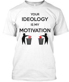 Ideology Vs. Motivation #revolution #ideology #political #politics