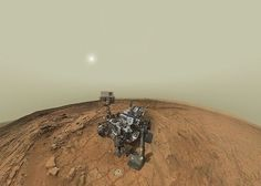 Curiosity did't kill the cat... oops, the Mars.