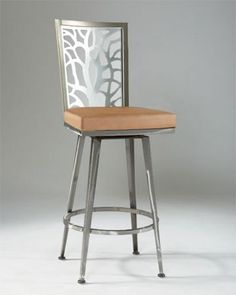 Barstool From Johnston Casuals Furniture