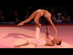 démo Ludivine Furnon et Nicolas Besnard  Bercy 2010