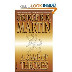 A Game of Thrones (A Song of Ice and Fire, Book 1): George R.R. Martin: 9780553588484: Amazon.com: Books