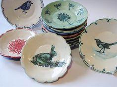 Carla De Cruz - Ceramic Plates