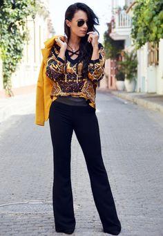 """Coleção """"LAS AMÉRICAS: Cartagena"""" com a blogueira Camila Amaral"""