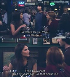 How I Met Your Mother. Just watched this episode tonight!