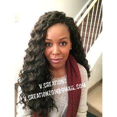Crotchet Braids, Crochet Braid Styles, Crochet Braids Hairstyles, Weave Hairstyles, Hairstyle Ideas, Hair Ideas, Box Braid Hair, Tree Braids, Work Fun