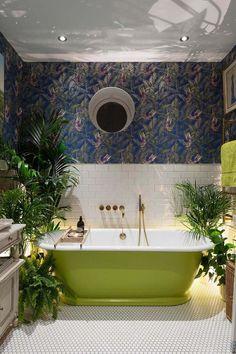 freistehende badewanne badezimmer ideen 21