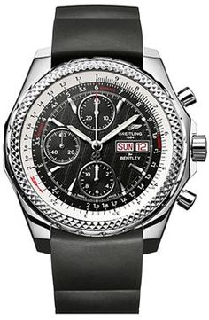 Breitling Bentley GT Racing Negro Dial A1336313 B960BKPD