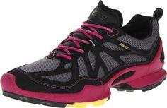 ECCO Women's Biom Trail Argon GTX Running Shoe #runningshoes