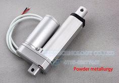 49.00$  Watch here - http://alimbj.shopchina.info/go.php?t=32808630297 - 12V/24V 150MM Thrust Linear Actuator Motor for Telescopic Rod/Lifter/Window Opener  #bestbuy