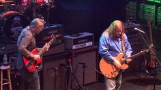 "Allman Brothers, ""Into The Mystic,"" 12/3/2011 (I love Van the Man, but this Allman Brothers version is awesome)"