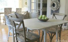 Create Style Without Breaking The Bank-New Eating Nook-Into Dining Room-City Farmhouse