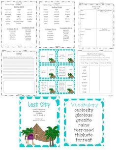 Reading Street Unit 5 - Mrs. Wolford's Classroom Website