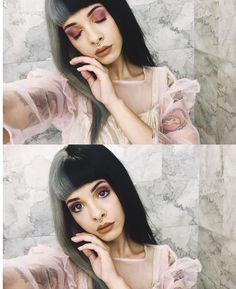 """Hello guys, I'm Melanie Martinez. But, as my song says, they call me Cry Baby. I'm a little, obviously. I'm also quite the freak in and out of bed. I love it rough and being dominated. But, I also love being spoiled and tooken care of. So, I'm looking for a daddy who will do all of this for me!"""