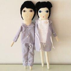 BED TIME COUPLE by severina kids ®