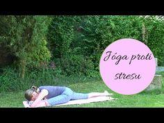 Jóga proti stresu | začátečníci | 40minut - YouTube Dover Publications, Beach Mat, Outdoor Blanket, Yoga, Workout, Youtube, Sport, Diet, Deporte