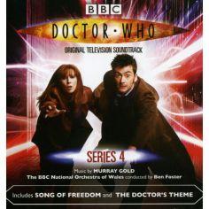Doctor Who: Season 4 [Original Television Soundtrack]