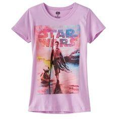 Girls 7-16 Star Wars: Episode VII The Force Awakens Graphic T-Shirt