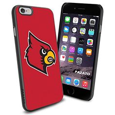 iPhone 6 Print Case Cover Louisville Cardinals College Logo Protector Black PAZATO® PAZATO Sport http://www.amazon.com/dp/B00ON6NAS6/ref=cm_sw_r_pi_dp_jcQtub0MQHQ73