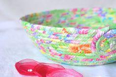 Sale....  $20 #Mint #Green #Bowl #Handmade #Princess #Toy #organizer #girl #trendy by WexfordTreasures