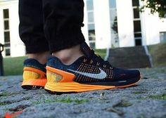 NIKE LUNARGLIDE 7 Running Trainers Shoes Gym - UK 8.5 - EUR 43 - RRP £120 - Navy | eBay