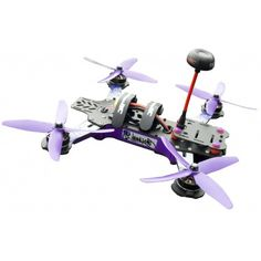 ImmersionRC Vortex 250 Pro Racing Quadcopter - UMMAGAWD Edition #droneracing #flyingquadcopters #immersionrc #vortex