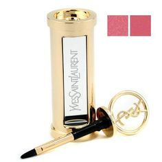 Yves Saint Laurent Lip Twins (Lip Duo Satin/Shine) - # 06 Pink Harmony  1.7g/0.05oz