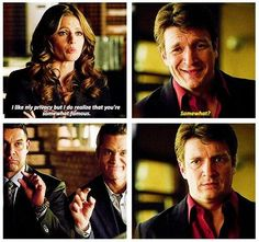 Somewhat? :D #Castle