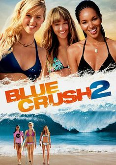 Love this movie! A girl surfs her way to finding herself...so cute!