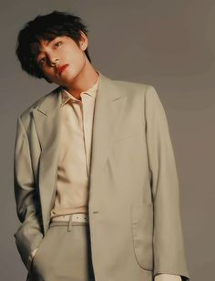 taehyung x anan magazine - map of the soul
