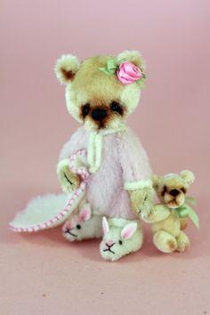 Sweet bears by Karen Alderson