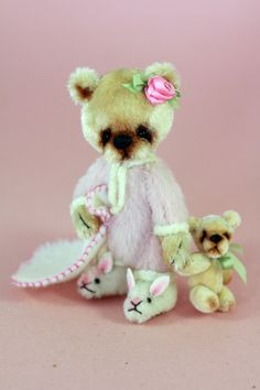 Sweet bears by Karen Alderson