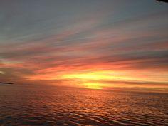 Sunrise on the Bayou Belle