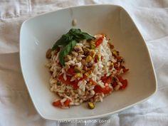 Cucina per Gioco : Insalatina tiepida di riso