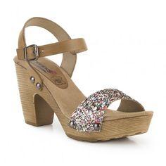 Sandalia piel CREEKS Sandals, Shoes, Fashion, Shopping, Spring Summer 2015, Over Knee Socks, Women, Moda, Shoes Sandals