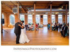 The Cotton Room | Wedding Reception