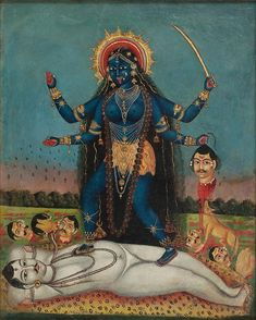 Maa Kali Images, Lord Shiva Hd Images, Ancient Indian Art, Indian Folk Art, Kali Hindu, Hindu Art, Mother Kali, Divine Mother, Kali Mata